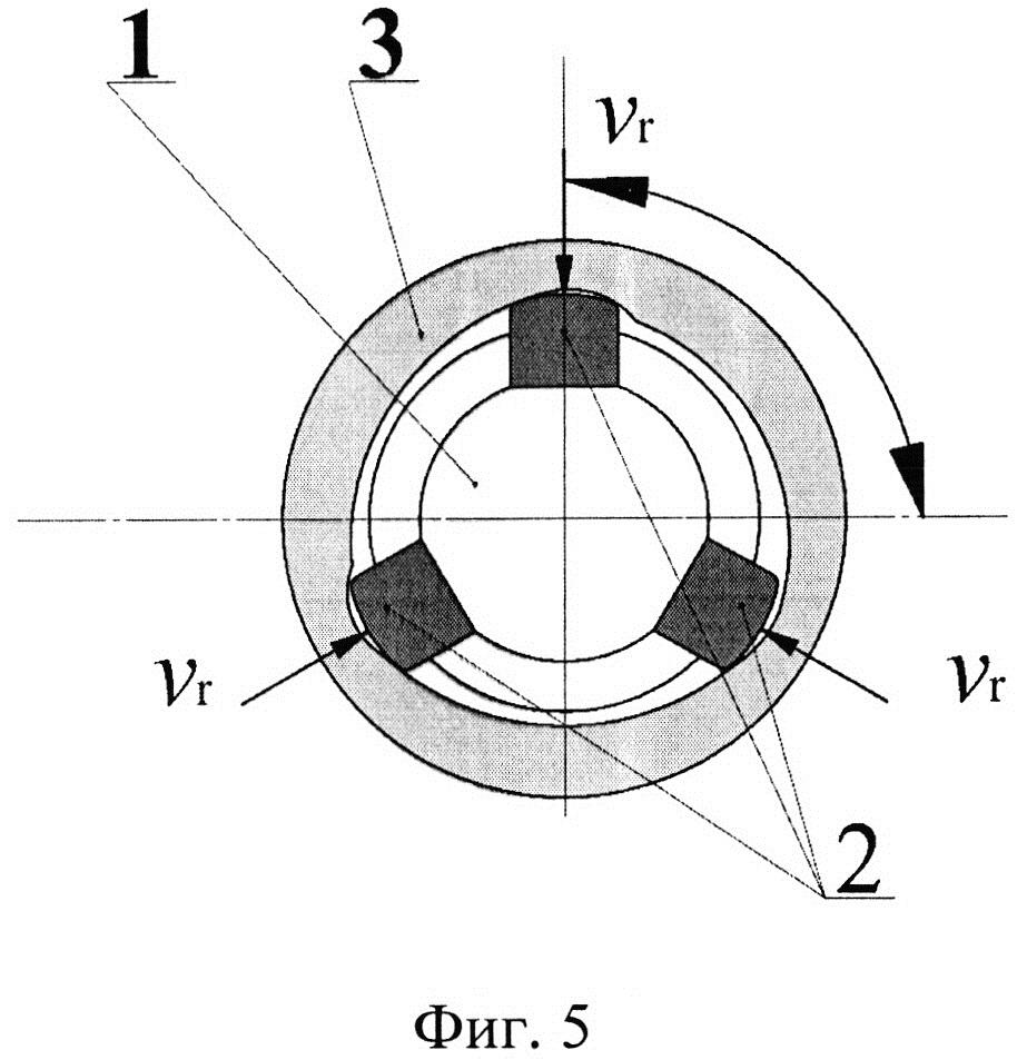 Способ профилирования заднего конца цилиндрической трубной заготовки для прокатки в трехвалковых станах винтовой прокатки