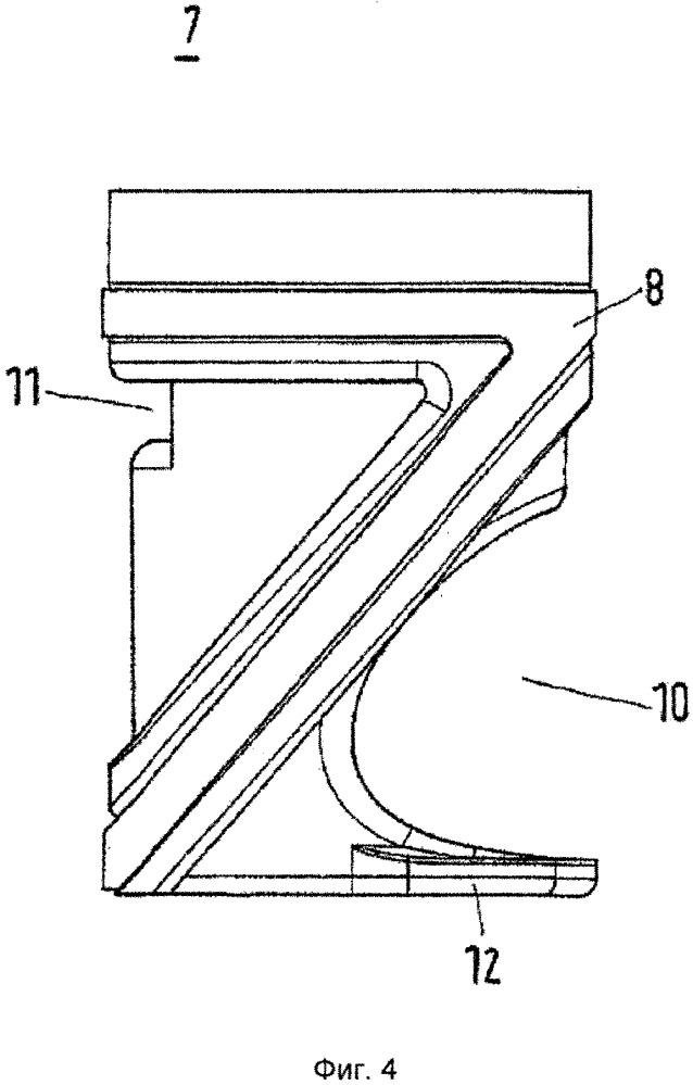 Клапанное устройство и вкладыш для клапанного устройства
