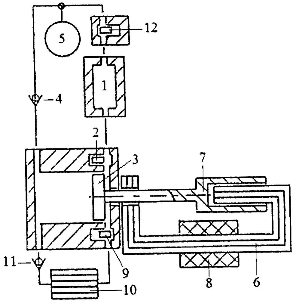 Способ трансформации тепловой энергии в электроэнергию свободнопоршневым энергомодулем с линейным электрогенератором, теплообменником и холодильником