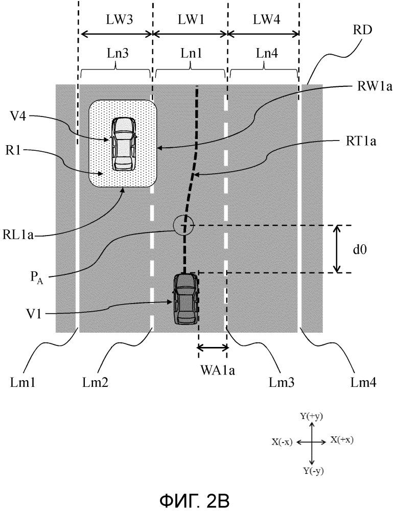 Устройство и способ управления движением для транспортного средства