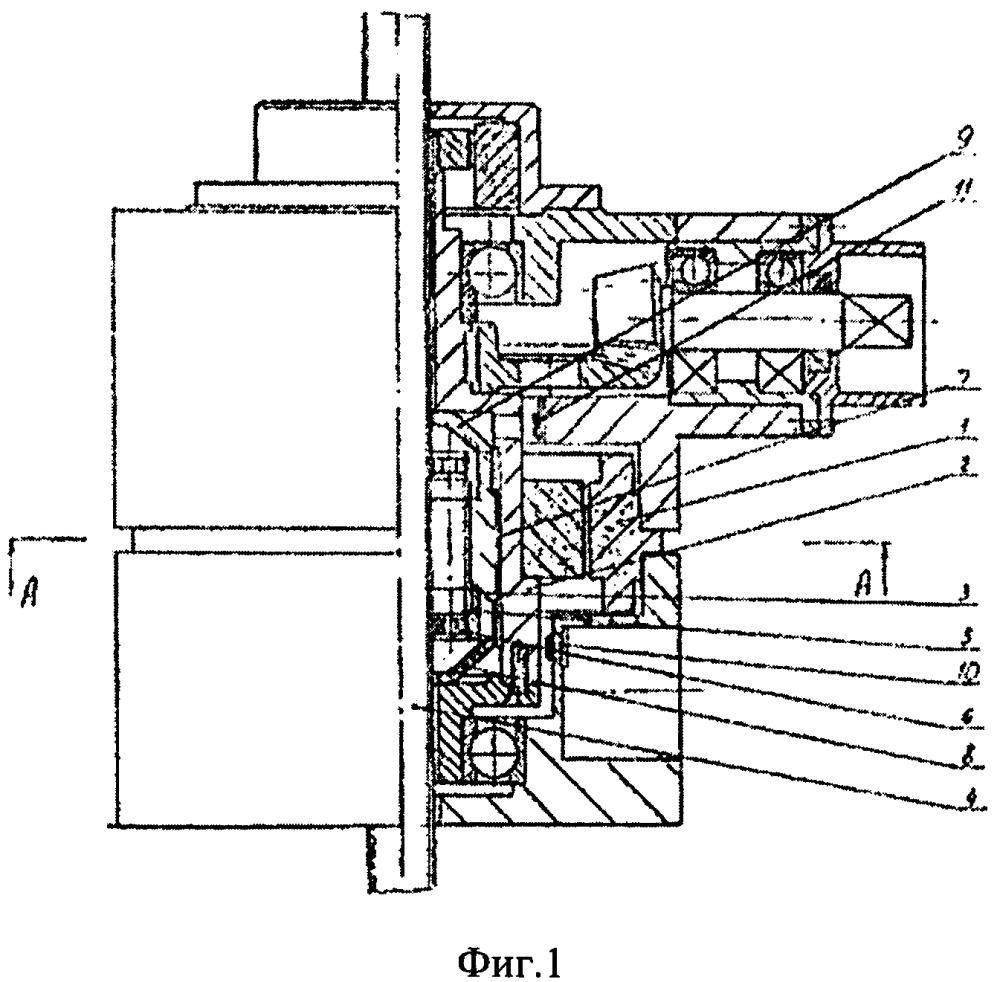 Безредукторный электрический привод запорной арматуры