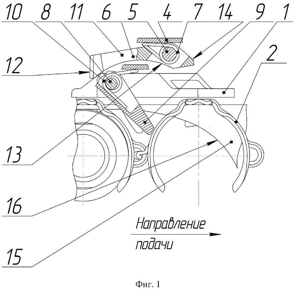 Механизм подачи патронов автоматического оружия с ленточным питанием