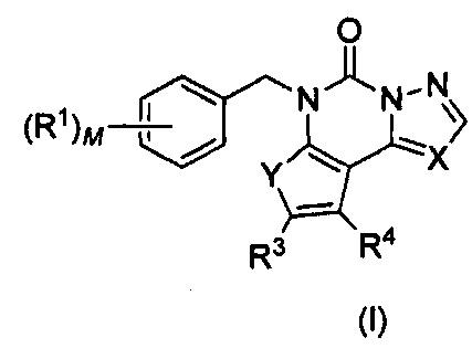 Замещенные соединения тиофен- и фуран-конденсированного азолопиримидин-5-(6н)-она