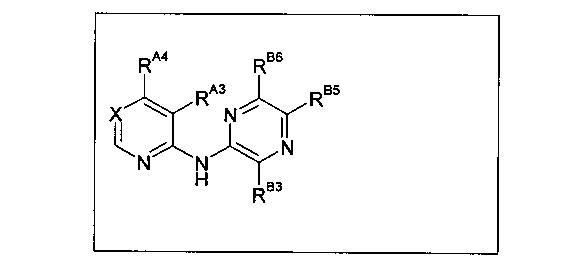 5-[[4-[[морфолин-2-ил]метиламино]-5-(трифторметил)-2-пиридил]амино]пиразин-2-карбонитрил, его терапевтические применения