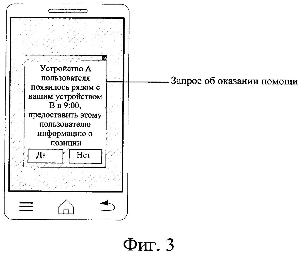 Способ и устройство для определения местоположения целевого портативного устройства