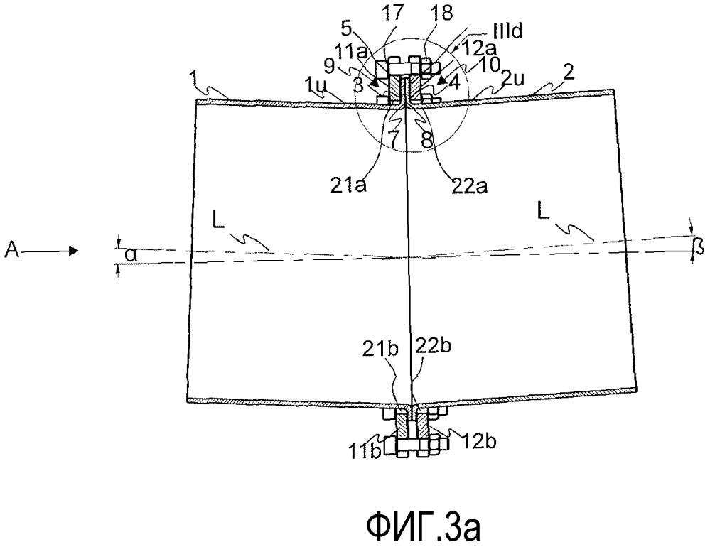 Способ образования трубного соединения, трубное соединение и конструкция фланцевой части