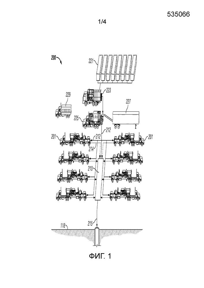 Система и способ обработки подземного пласта с помощью отклоняющей композиции