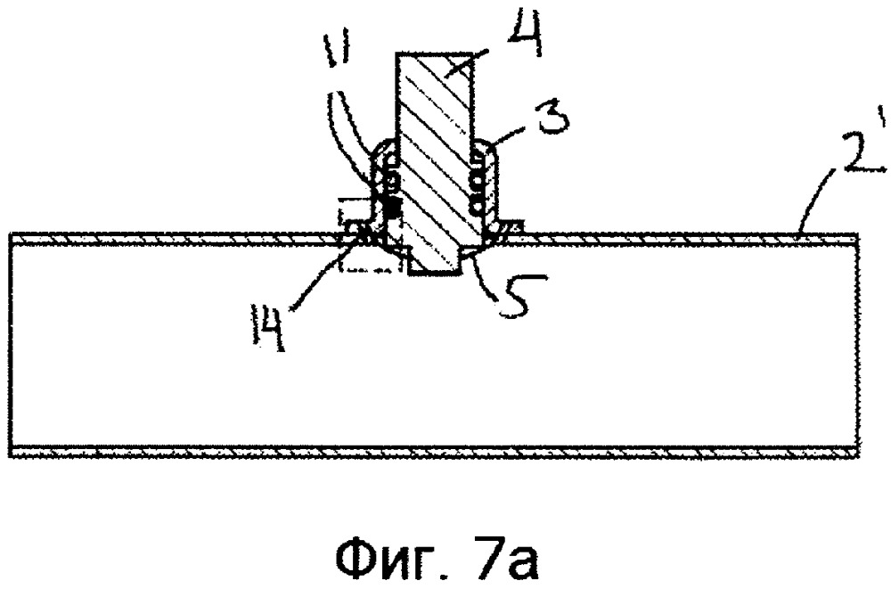 Клапанный корпус с направляющей штока и способ его изготовления