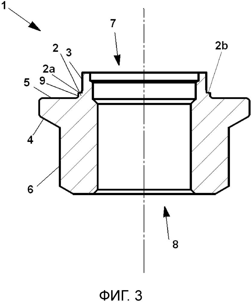 Крепежный элемент и крепежный узел