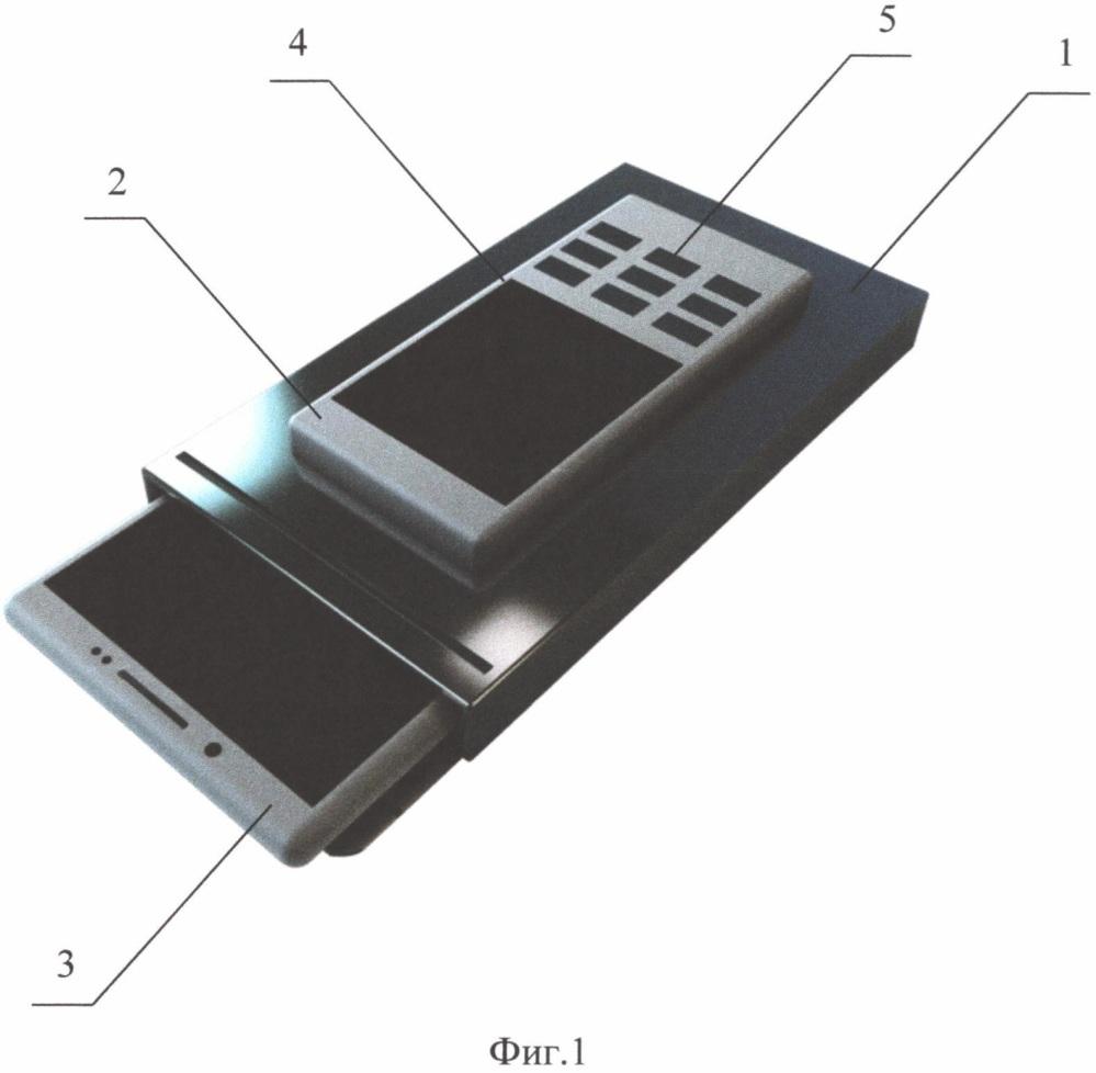 Устройство защиты мобильного телефона от несанкционированного дистанционного информационного доступа