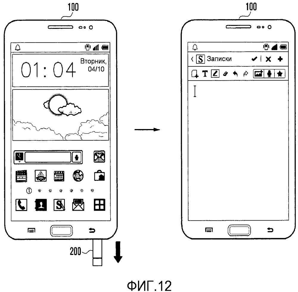 Способ управления портативным устройством и портативное устройство для него