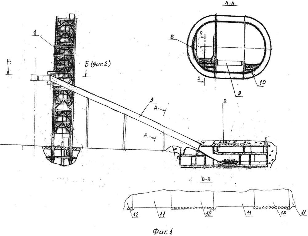Агрегат посадки и эвакуации космонавтов от космического корабля