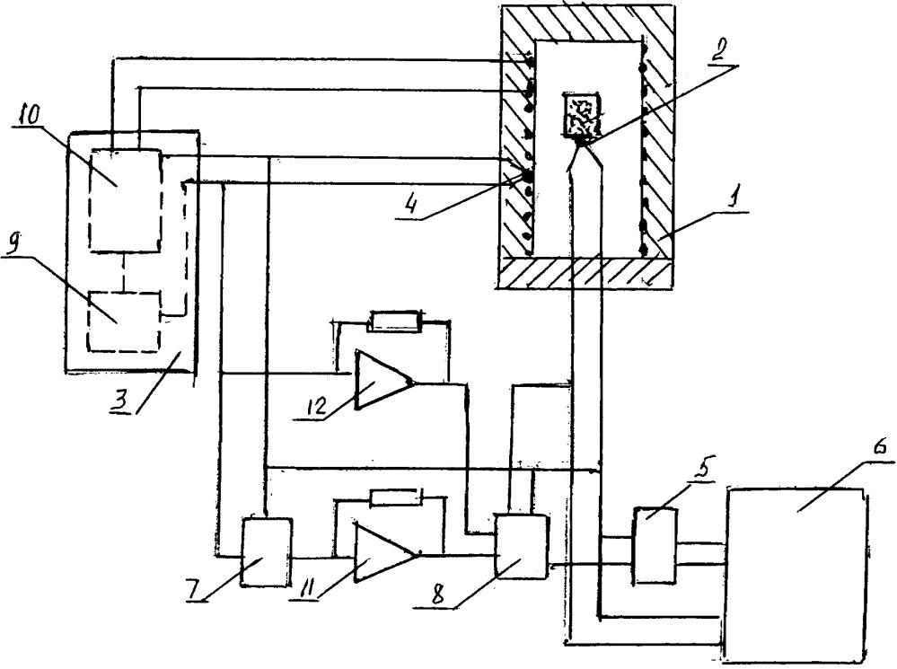 Способ безэталонного дифференциального термического анализа
