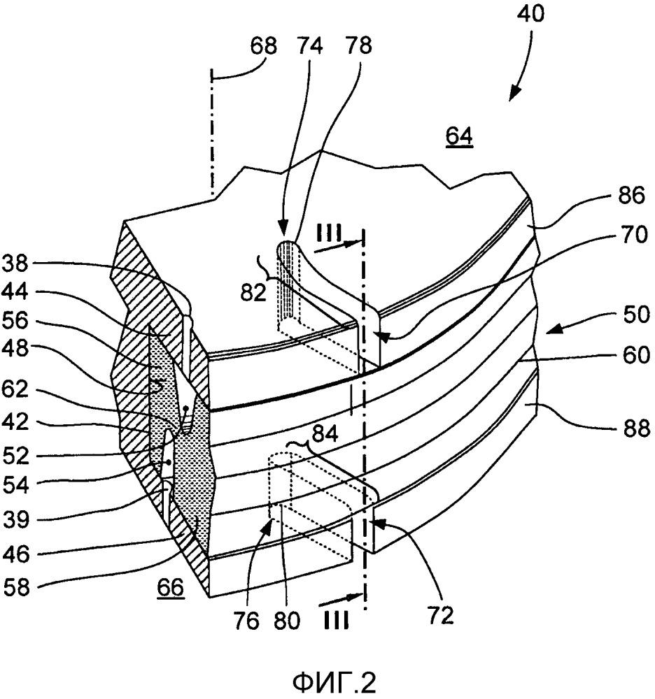 Поршень для распределительного клапана сжатого воздуха