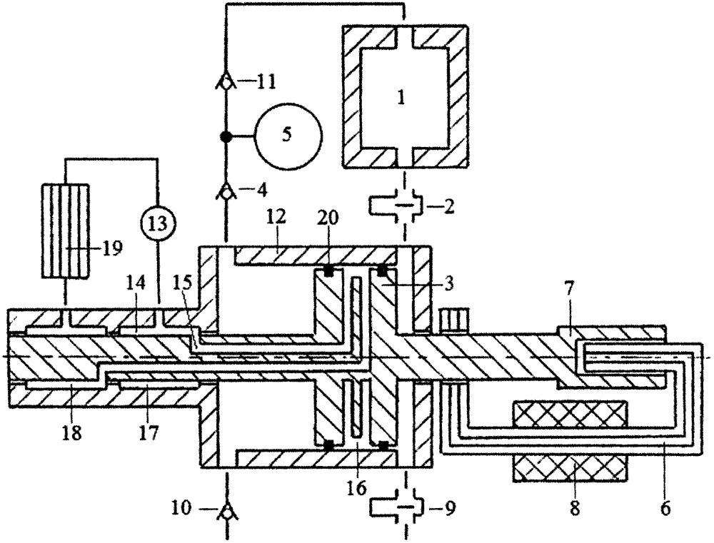 Способ смазки пары трения цилиндр-поршень и охлаждения поршня тепловой машины внешнего сгорания с линейным электрогенератором