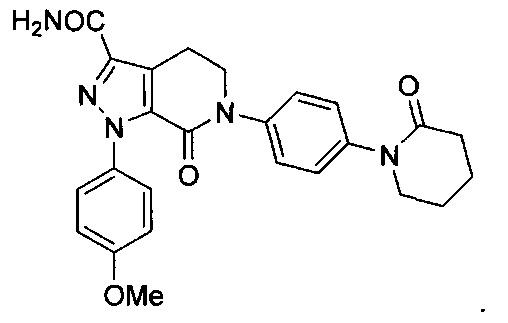 Жидкие лекарственные композиции апиксабана