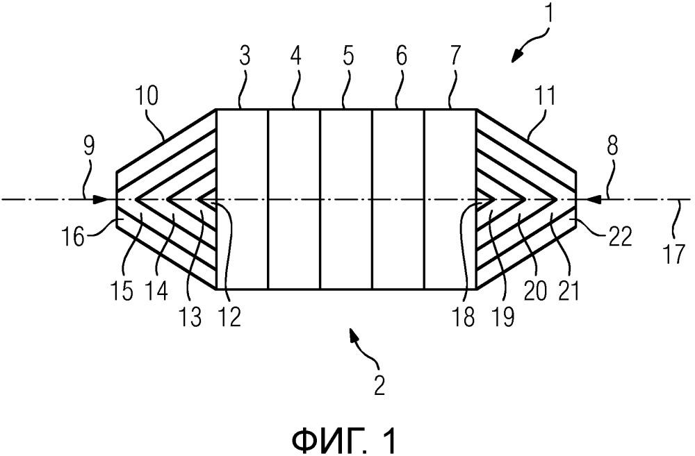 Стяжной узел с прижимным элементом