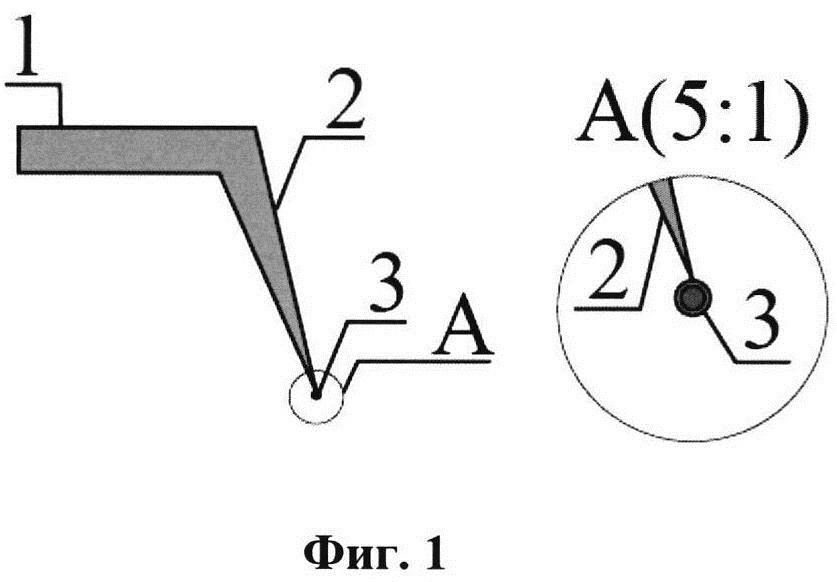 Зонд для сканирующей зондовой микроскопии и способ его изготовления (варианты)