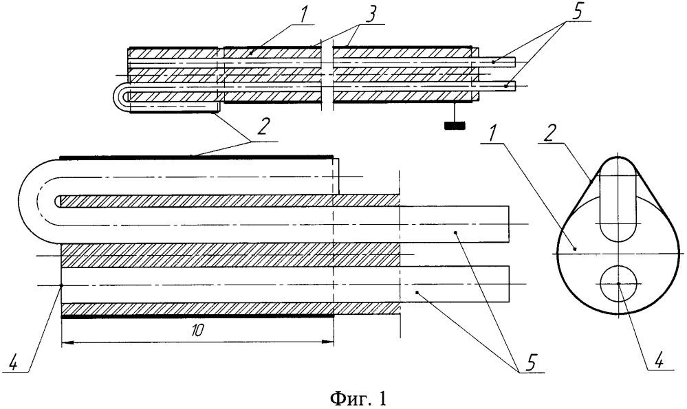 Способ определения плотности ионного тока на контактирующую с плазмой стенку и устройство для его осуществления