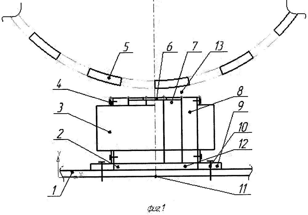 Статор электрогенератора