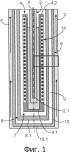 Устройство для облучения образцов в активной зоне или на периферии активной зоны реактора