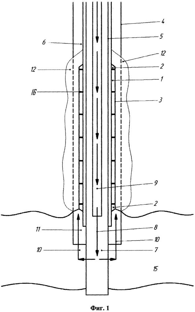Заколонный пакер (варианты)