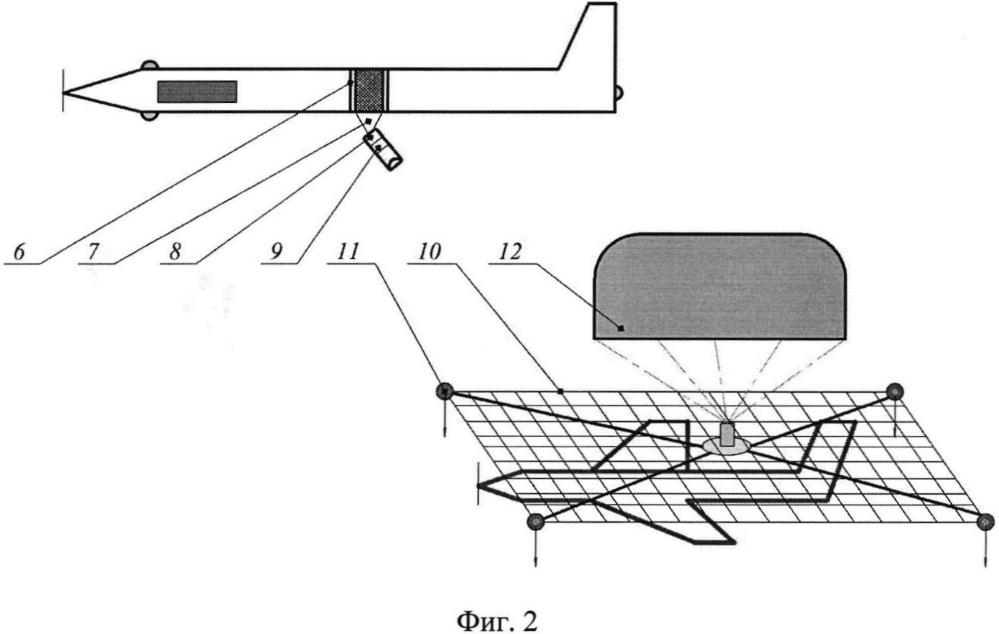 Способ захвата беспилотных летательных аппаратов