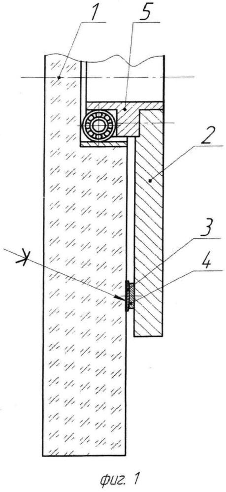 Способ и устройство крепления крупногабаритного зеркала оптико-механического устройства в оправе (варианты)