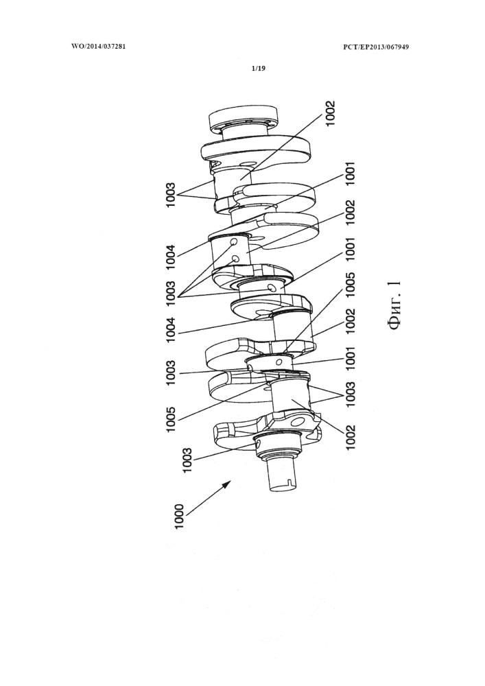 Способ и система для лазерного упрочнения поверхности обрабатываемой детали