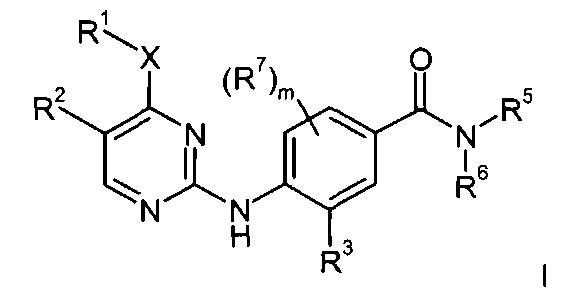 Производные 2-фениламинопиримидина в качестве модуляторов богатой лейцином повторной киназы 2 (lrrk2) для лечения болезни паркинсона