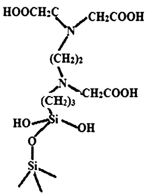 Сорбент на основе модифицированного силикагеля