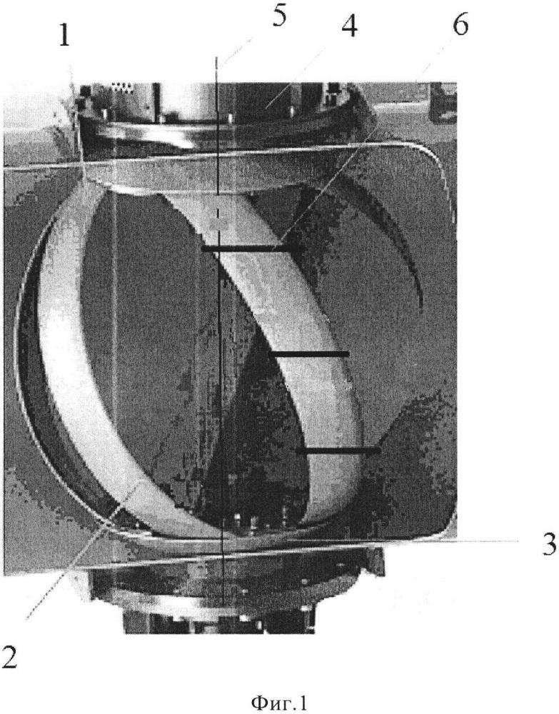 Шаровой ортогональный энергетический агрегат