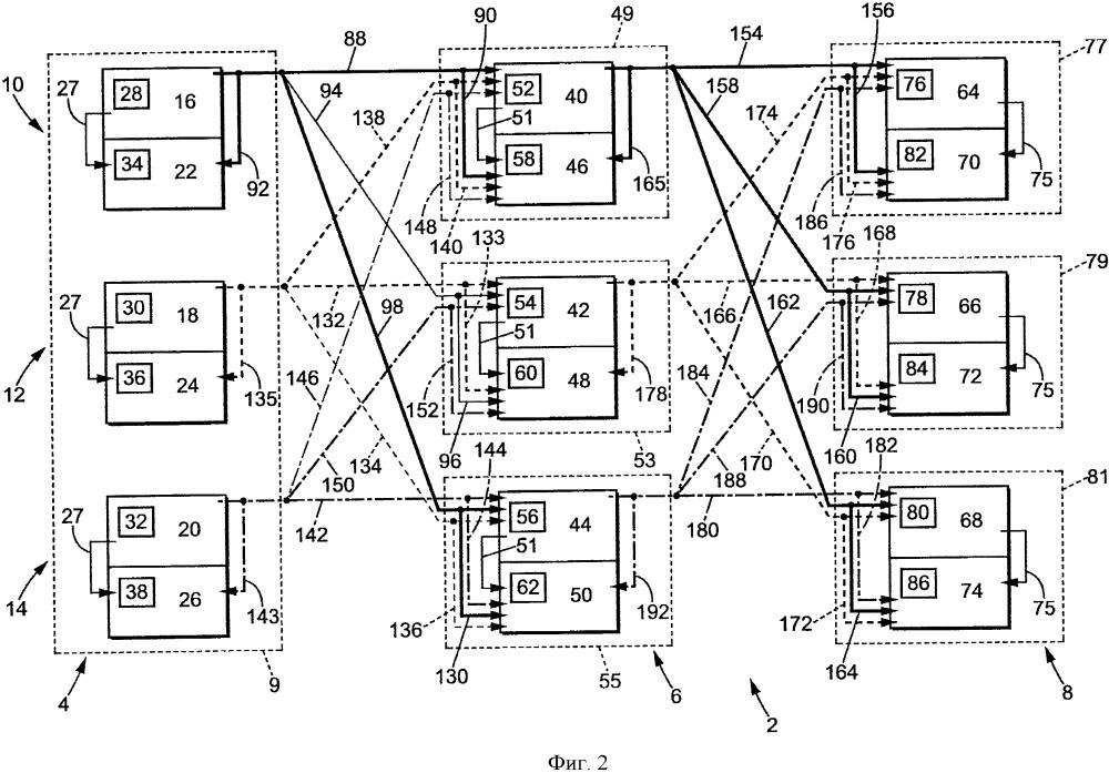 Электрическая система управления полетом для летательного аппарата