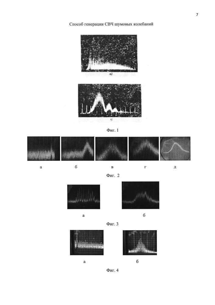 Способ генерации свч шумовых колебаний