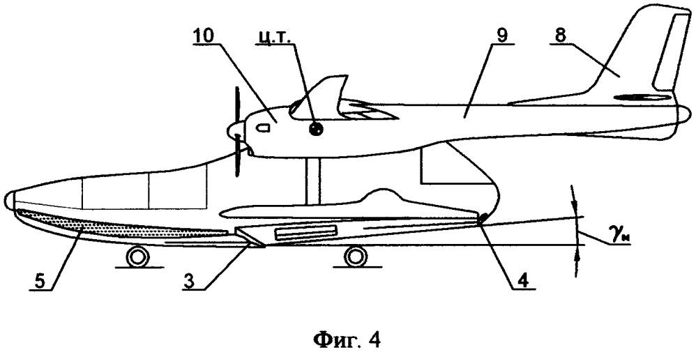 Беспилотный самолет - амфибия
