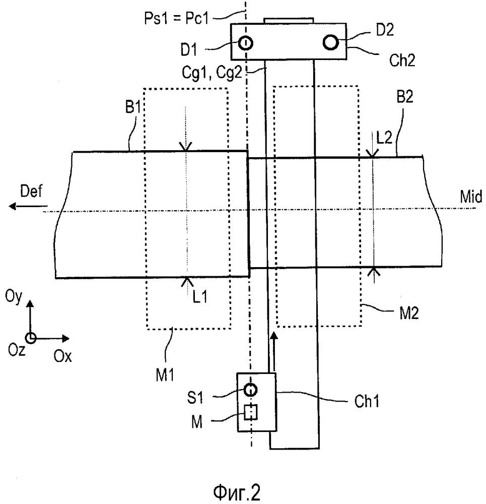 Устройство для перемещения узла резания и сварки металлических полос