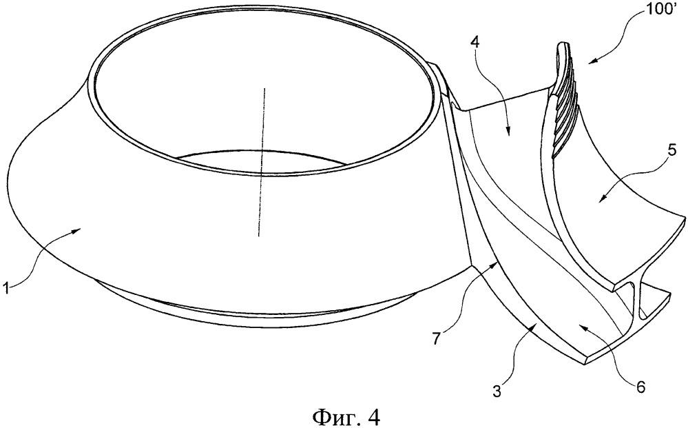 Способ изготовления рабочего колеса из секторальных сегментов