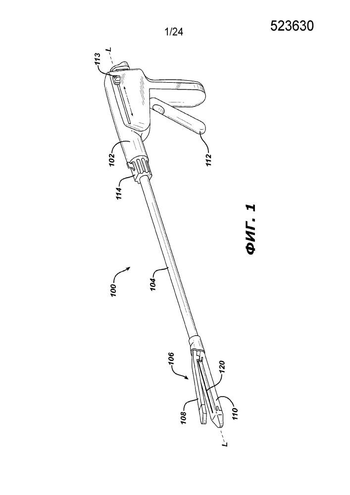 Хирургический режущий инструмент