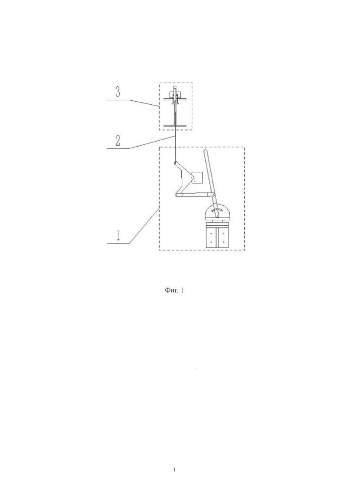 Система ручного тормоза, используемая на безбалансирном станке-качалке