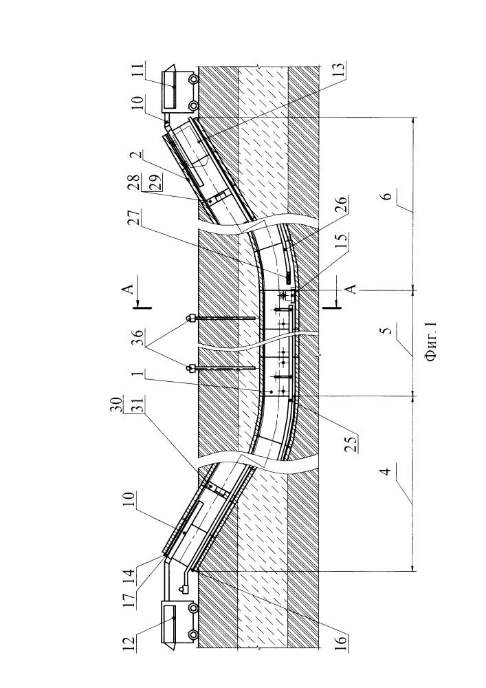 Способ подземно-поверхностной разработки месторождений высоковязкой нефти при проходке горных выработок и устройство микротоннеля для его реализации