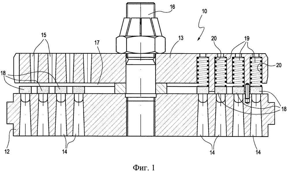 Автоматический кольцевой клапан, затворы для автоматических кольцевых клапанов и способ изготовления указанных затворов