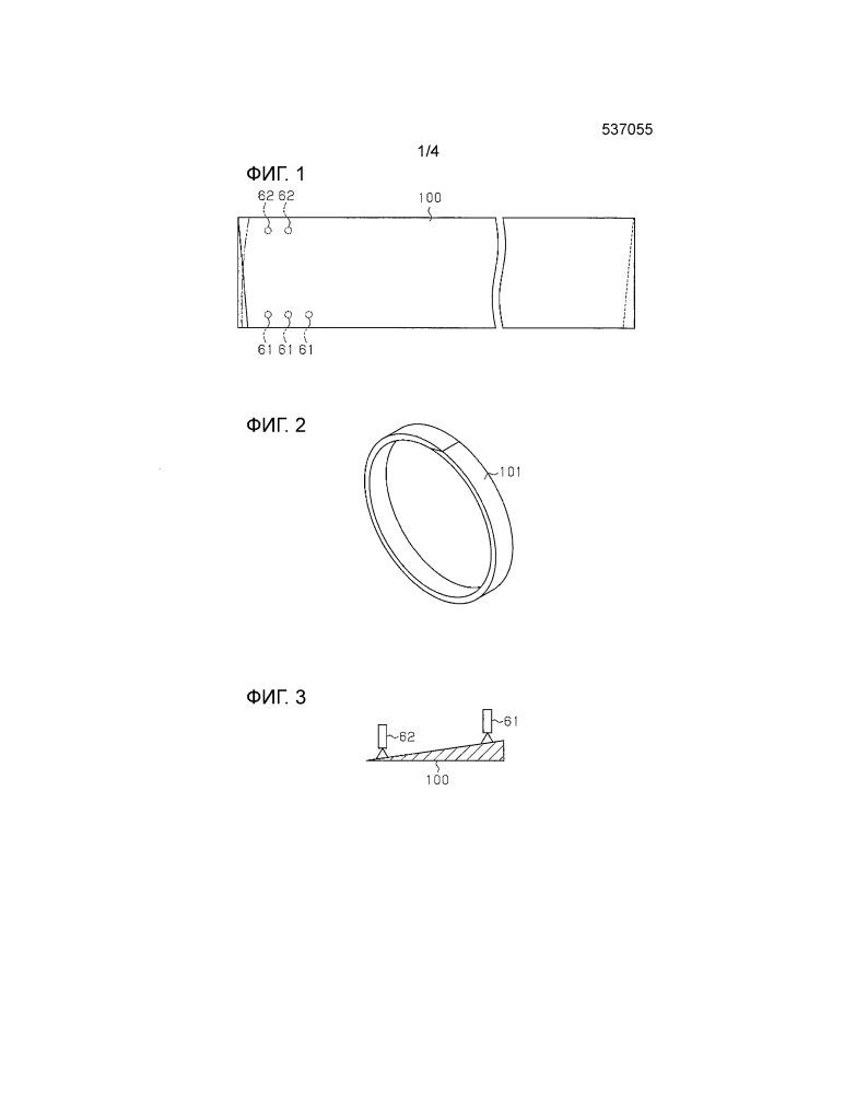 Способ намотки и устройство для намотки наполнительного шнура борта для шины