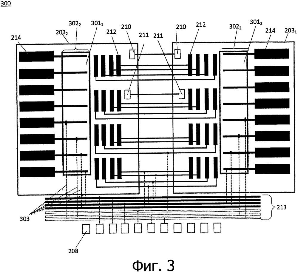 Технология создания соединений сквозь матрицу ячеек памяти в энергонезависимом запоминающем устройстве