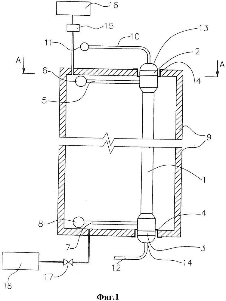 Модульный вертикальный парогенератор