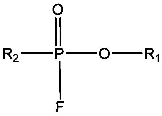 Способ идентификации алкильных радикалов соединений гомологического ряда о-алкилалкилфторфосфонатов