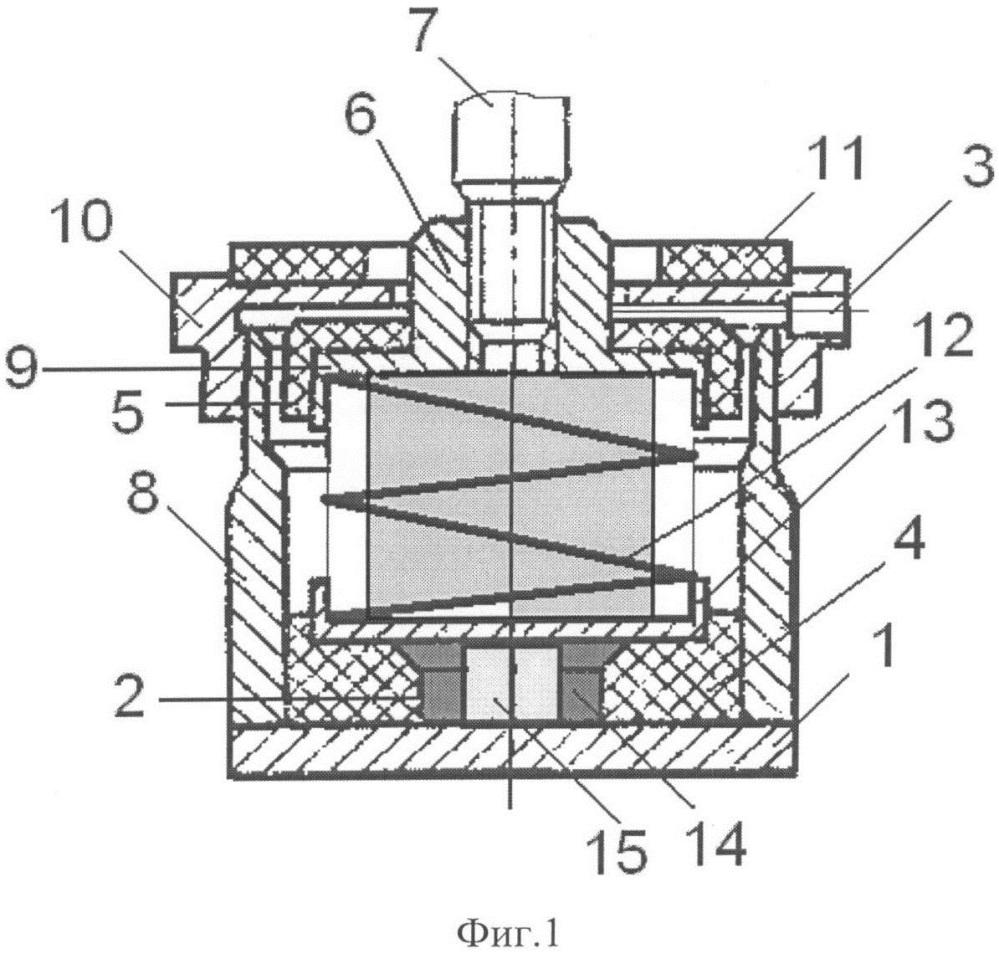 Пружинный виброизолятор кочетова для фундаментов зданий, работающих в сейсмически опасных районах