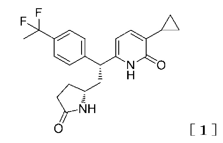 2-пиридоновое соединение