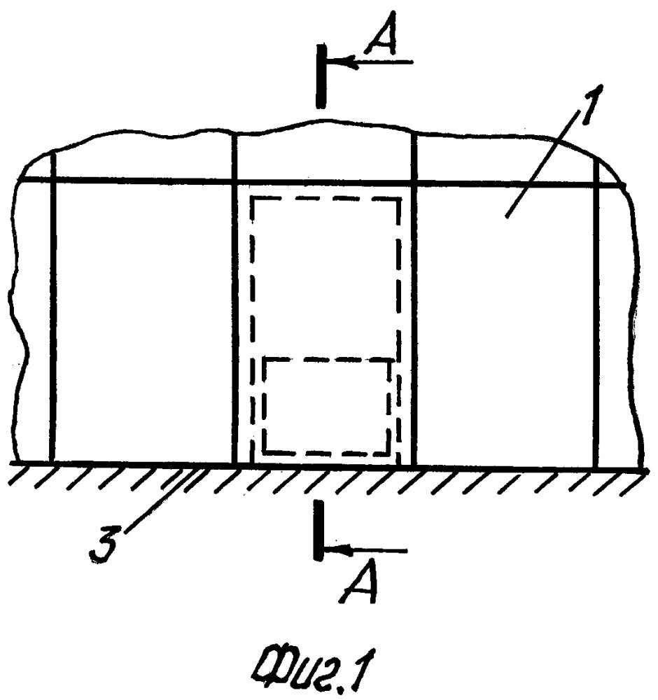Устройство смотрового люка и способ его монтажа