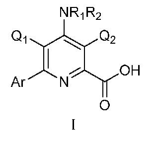 Способы борьбы с водными сорняками с использованием гербицидных 4-амино-3-хлор-6-(4-хлор-2-фтор-3- метоксифенил)пиридин-2-карбоновых кислот