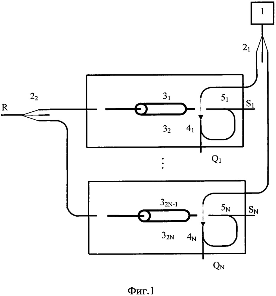 Оптический нанорегистр